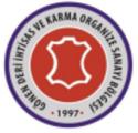Gönen Deri İhtisas ve Karma Organize Sanayi Bölgesi