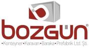 Bozgün Konteyner Karavan Ltd. Şti.
