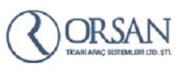 Orsan Ticari Araç Sistemleri Ltd. Şti.