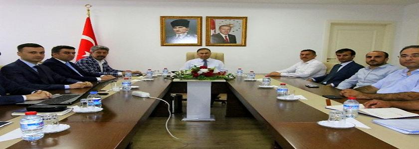 Sinop Dikmen OSB'si Masaya Yatırıldı