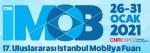 İMOB-Uluslararası İstanbul Mobilya Fuarı
