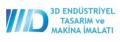 3D Danışmanlık Makine Tasarım